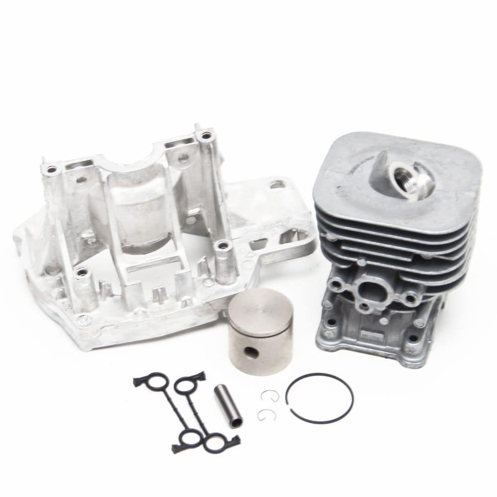 Husqvarna 545003378 Line Trimmer Engine Piston and Cylinder Kit Genuine Original Equipment Manufacturer (OEM) Part for Husqvarna, Poulan, Craftsman