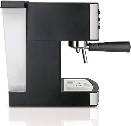 Mini Moka CM-1821 999.319 Cafetera Espreso 15 Bar / 850 W / 1,6 L, 1 cups, 0 Decibeles, Acero inoxidable: Minimoka: Amazon.es: Hogar