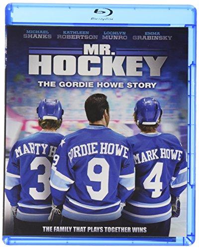 Mr. Hockey: The Gordie Howe Story (Blu-ray + DVD + Digital Copy) (Gordie Howe Mr Hockey)