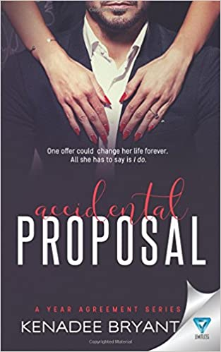 Accidental Proposal: Volume 1 (A Year Agreement): Amazon.es: Kenadee Bryant: Libros en idiomas extranjeros