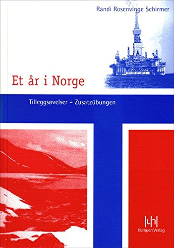 Et ar i Norge : Tilleggsovelser - Zusatzübungen, m. Audio-CD