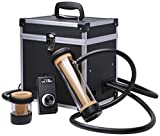 New Love Botz Milker Dual Cilynder Deluxe Stroker Male Masturbation Machine + Includes a Free Suntouched Massage Oil Hemp & Soy 6oz Candle