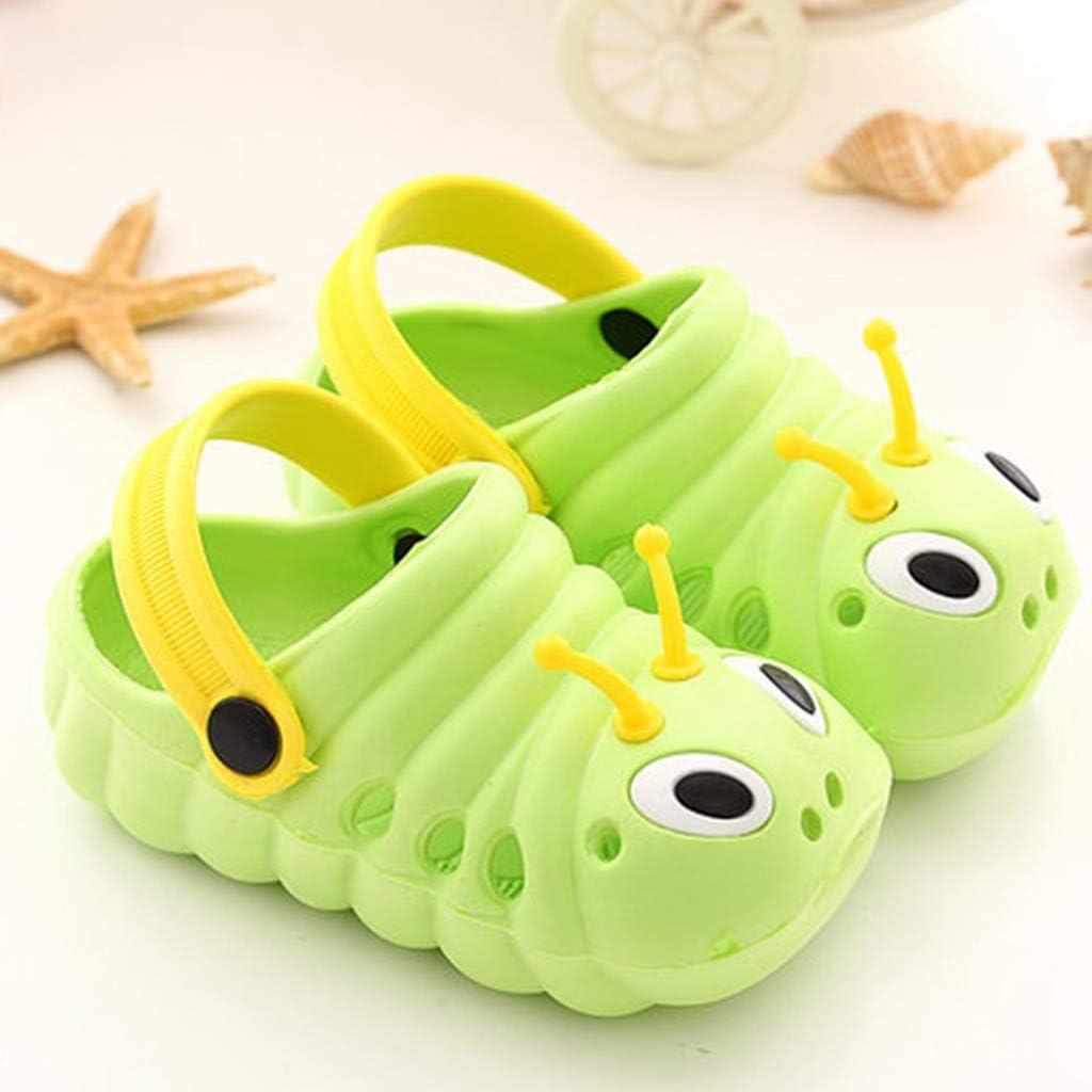 Sabots et Mules Enfants Sabots Pantoufles Chaussures Mixte Enfant B/éb/é Fille Gar/çon Antid/érapant Et/é Piscine de Jardin