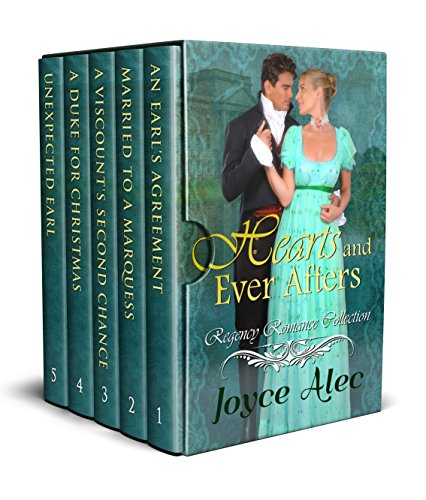 Hearts and Ever Afters: Regency Romance Collection by [Alec, Joyce]