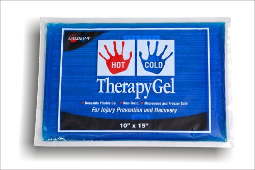 Caldera Bulk Therapy Gel Pack, 10 x 15 Inch (Universal Cold Pack)