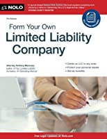 Form Your Own Limited Liability Company, 7th Edition Front Cover