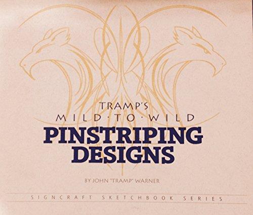 Tramp's Mild to Wild Pinstriping Designs