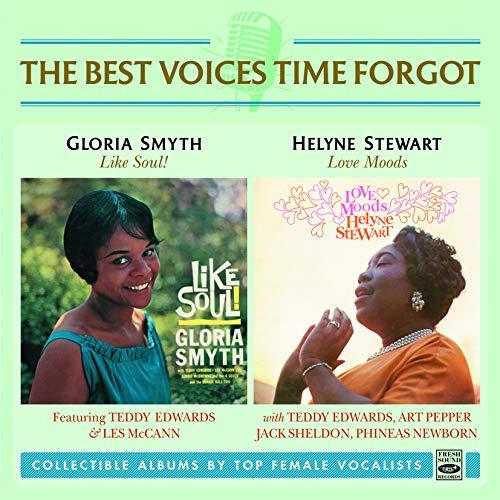 - Gloria Smyth - Helyne Stewart. Like Soul! / Love Moods
