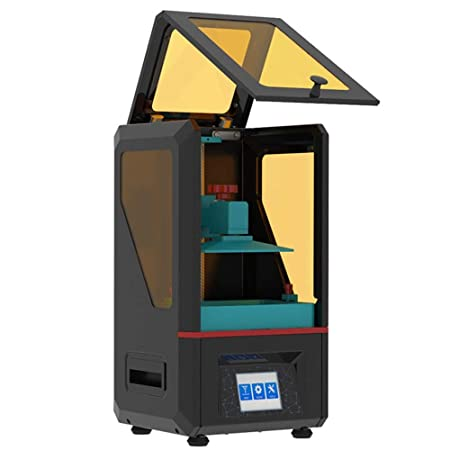 JFCUICAN Impresora 3D Fotón UV Fotocurado 3D Impresora, Ultra ...