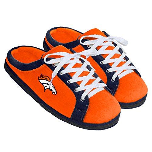 FOCO Denver Broncos Sneaker Slide Slipper Extra Large by FOCO