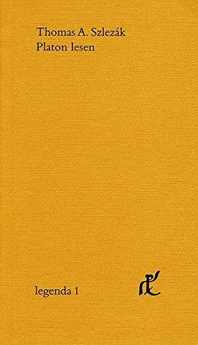 Platon lesen (legenda, Band 1)