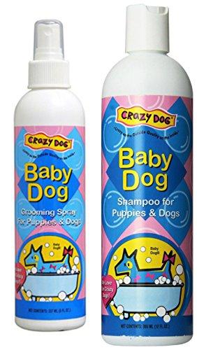 baby dog grooming spray - 3
