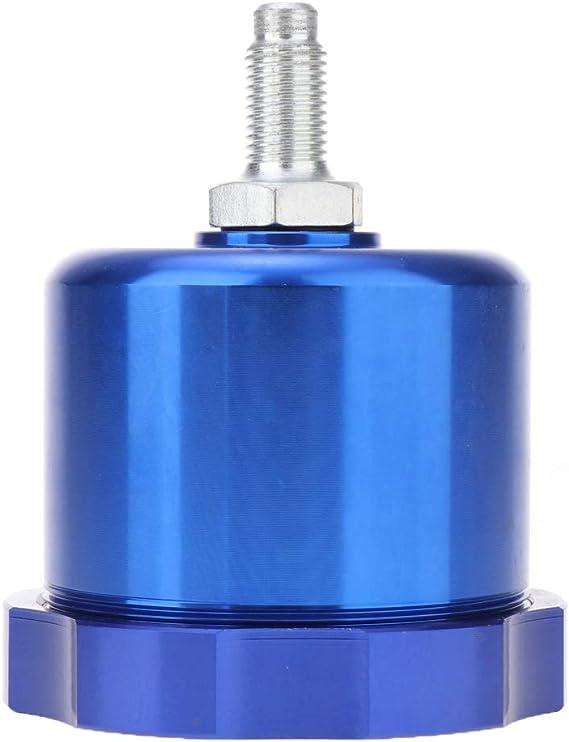 Blau Gazechimp Hochwertigem CNC-Aluminium Bremsfl/üssigkeitsbeh/älter Hydraulische Handbremse /Ölbeh/älter