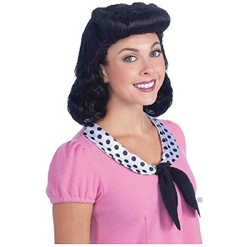 40s Lady Wig Costume Accessory Adult (40s Wig)