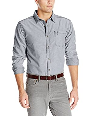 Men's Arbor Peak Oxford Long Sleeve Shirt