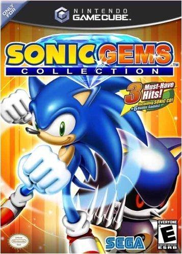 Sonic Gems Collection - Gamecube (Renewed)
