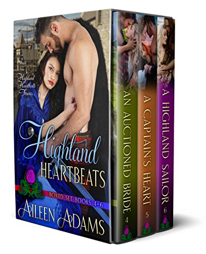 (Highland Heartbeats Boxed Set 2: Books 4-6)