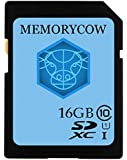 Kingston 16GB Class 10 SD SDHC Memory Card For Nikon Coolpix L27 Camera
