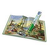 Leapfrog - 81485 - Jeu Educatif - Pack Complet Mon Lecteur Leap Vert + Livre D'Activités + Batterie Inclus