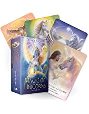 The Magic of Unicorns Oracle Cards: A 44-Card Deck and Guidebook