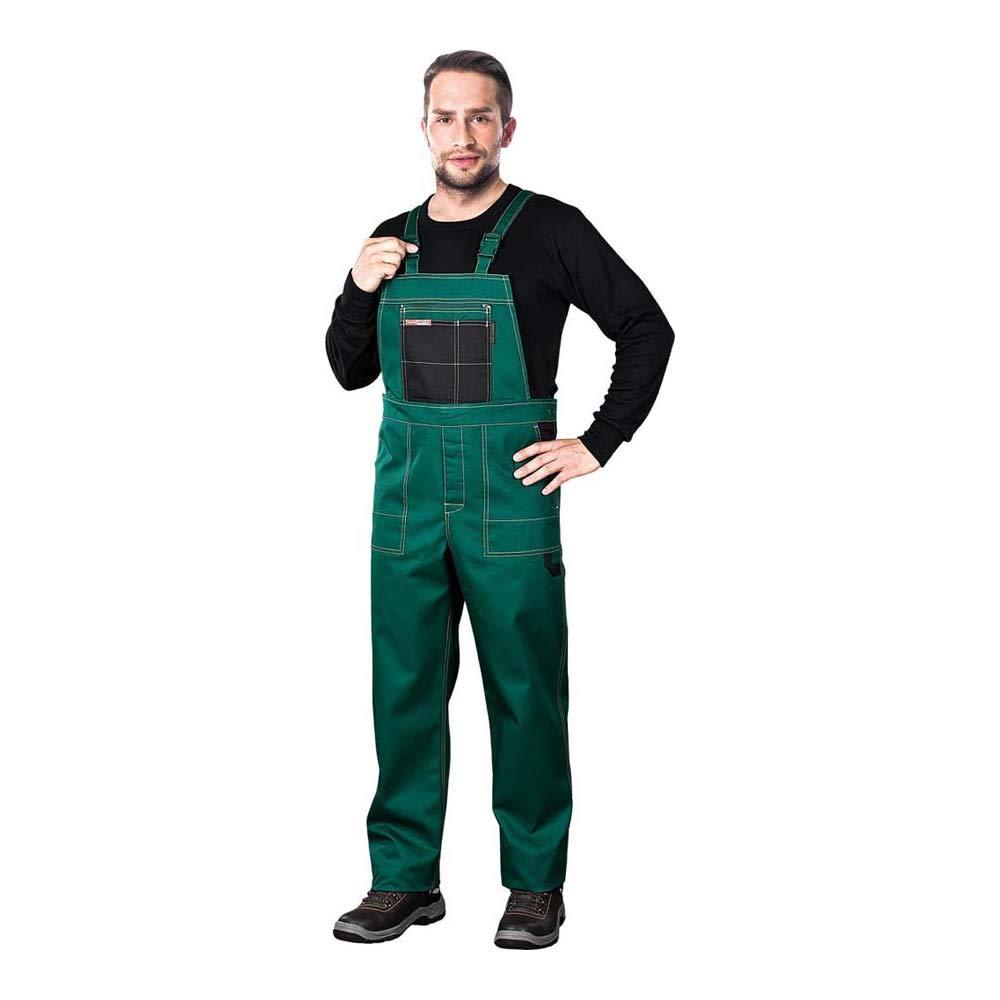 color verde y negro talla 58 Mono de trabajo Reis MMSZB/_58 Multi Master