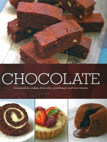 Chocolate - Irresistible Recipes - Cakes/Biscuits/Puddings And Ice-Cream - Chocolate Landau