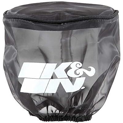 K&N RB-0900DK Black Air Filter Wrap