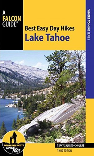 Best Easy Day Hikes Lake Tahoe (Best Easy Day Hikes Series)
