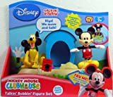 : Mickey Mouse Clubhouse Talkin Bobbin Mickey and Pluto Dog House