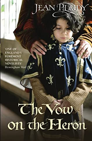 book cover of The Vow on the Heron