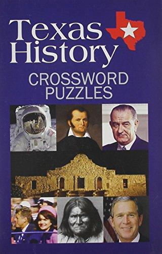 Texas History Crossword Puzzles
