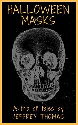 Scary Yellow Mask Halloween Mask - Halloween Masks: A Trio of
