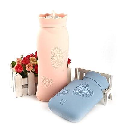 Amazon.com: Botellas de agua caliente, de goma, para ...