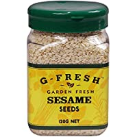 G-Fresh Sesame Seeds, 120 g