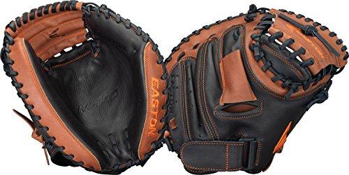 Easton Mako Youth Series Catcher's Mitt, Right Hand (Pattern Baseball Catchers Mitt)