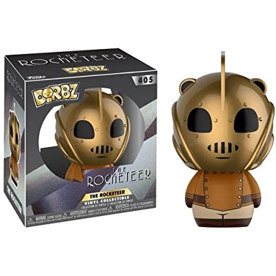 Funko Dorbz: Rocketeer - Rocketeer (Styles May Vary) Collectible Vinyl Figure: Funko Dorbz:: Toys & Games