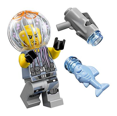51ALhwyEMiL - LEGO Ninjago Movie Lightning Jet 70614 Building Kit (876 Piece)