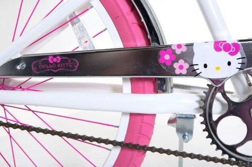 f6b30095675 Hello Kitty Women's Cruiser Bike with 16-Inch Frame, White, - Import It ...