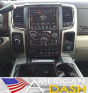 dodge ram crew cab 1500 2500 3500 interior wood dash trim kit set 2013 2014 2015 - 2013 Dodge Ram 2500 Interior