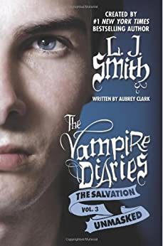 Salvation Unmasked Vampire Diaries Book ebook product image
