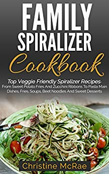 Review Veggie Spiralizer Food And Wine