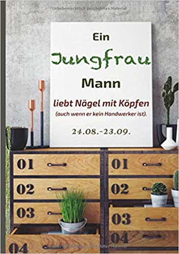 Jungfrau mann sexualität