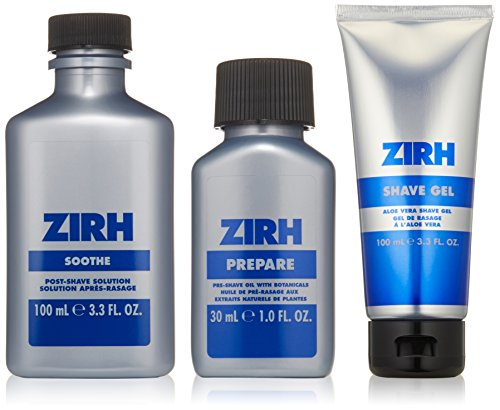 Zirh Shave Basics Kit ()