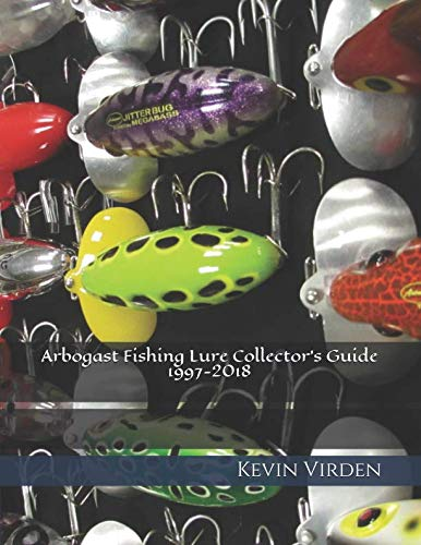 Arbogast Fishing Lure Collector's Guide - Fishing Collectors Lure