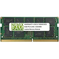 8GB DDR4-2400MHz PC4-19200 SODIMM for Apple iMac 21.5 2017 Intel Core i5 (iMac18,1 iMac18,2) with 4K Retina and non-Retina Displays