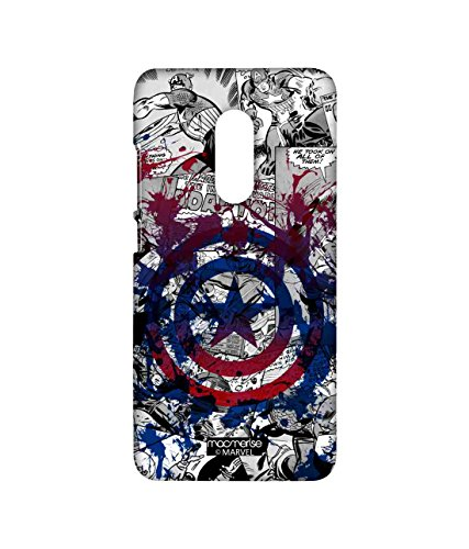 size 40 609af ddf8b Macmerise Marvel Comics Ironman Printed Back Cover Case For Xiaomi Redmi  Note 4