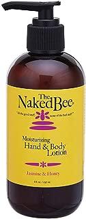 product image for The Naked Bee Jasmine & Honey Moisturizing Hand & Body Lotion, 8 Oz