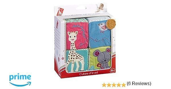 Sophie La Girafe 230763 - Cubos de desarrollo