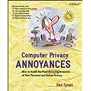 Computer Privacy Annoyances