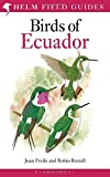 Birds of Ecuador %28Helm Field Guides%29